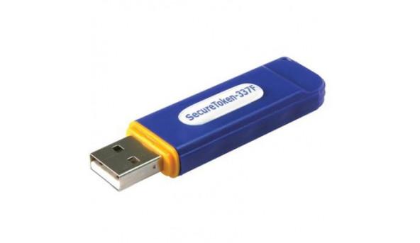 Аппаратный ключ безопасности Автор Засіб КЗІ SecureToken-337F16 З flash-пам'ятю 16 Гб (SecureToken-337F16)