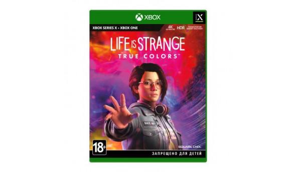 Игра Xbox Life is Strange True Colors[Xbox Series X,Russian subtitles] (SLSTCSRU01)