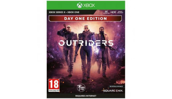 Игра Xbox Outriders Day One Edition [Xbox Series X, Russian version] (SOUTRSEN02)