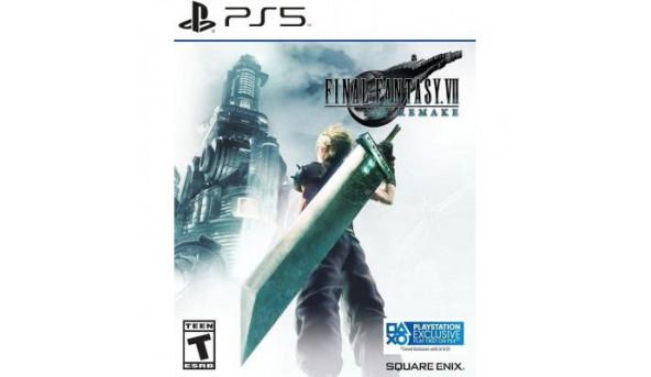 Игра Sony FINAL FANTASY VII REMAKE[PS5, Russian version] (SFF7R5RU01)