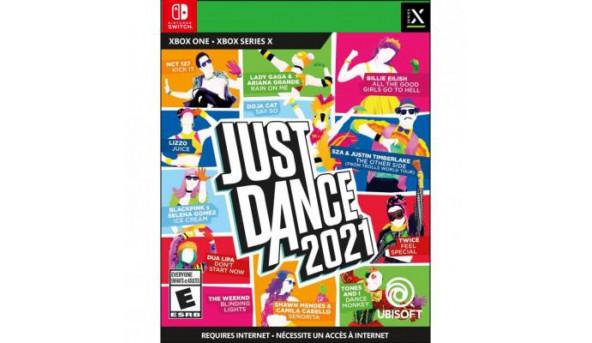 Игра Nintendo Just Dance 2021 [Switch, Russian version] (NS179)