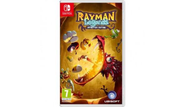 Игра Nintendo Rayman Legends: Definitive Edition [Switch, Russian version] (NS12)