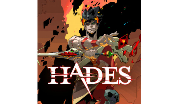 Игра Sony Hades [Blu-Ray диск] PS4 (5026555429139)