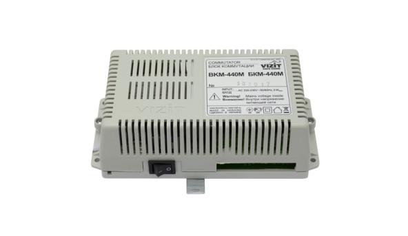 Блок комутації монітора Vizit БКМ-440М