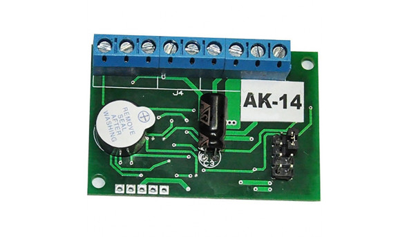 Контролер Geos AK-14 (SOKOL ZS)