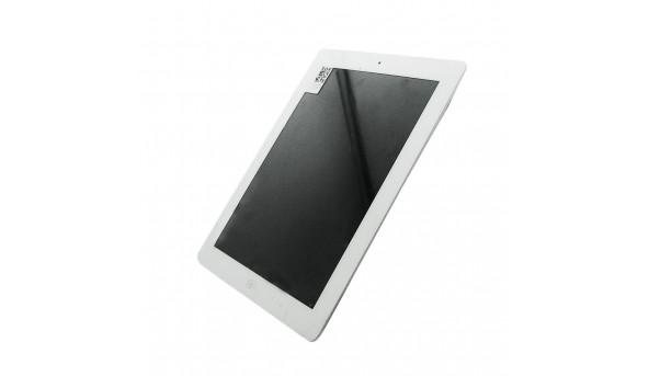 "Планшет Apple A1458 iPad, 9.7"", Retina display, Apple A6X (1.4 ГГц), ОП 1Gb, Flash 64Gb, Основна камера - 5 Мп, Фронтальна камера -1.2 Мп, ОС iOS, Б/В"