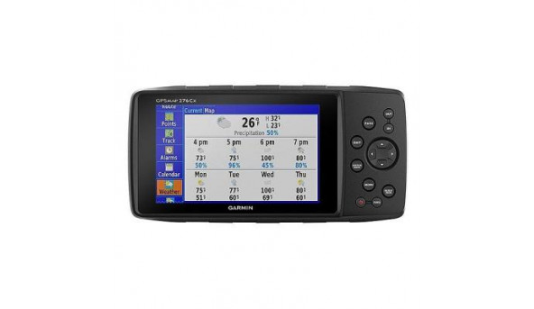 Автомобильный навигатор Garmin GPSMAP 276Cx (010-01607-01)