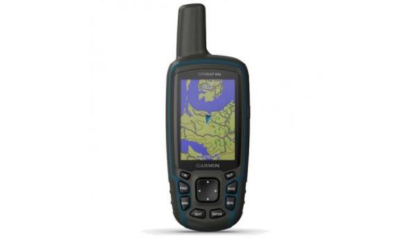 Автомобильный навигатор Garmin GPSMAP 64x (010-02258-01)