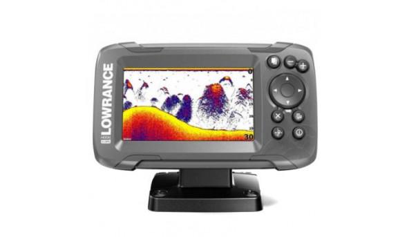 Эхолот Lowrance HOOK2-4X GPS 200 (000-14015-001)