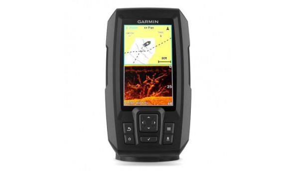 Эхолот Garmin Striker Plus 4cv, GPS (010-01871-01)