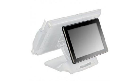 POS-монитор Geos дополнительный монитор покупателя AM1501 black (GEOS POS AM1501 black)