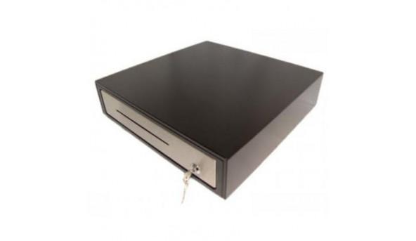 Денежный ящик HPC System 16S (Push-Push) black (1318)