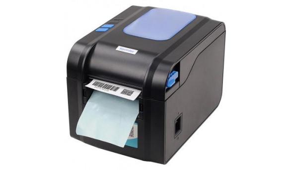 Принтер этикеток X-PRINTER XP-370BM USB, Ethernet (XP-370BM)