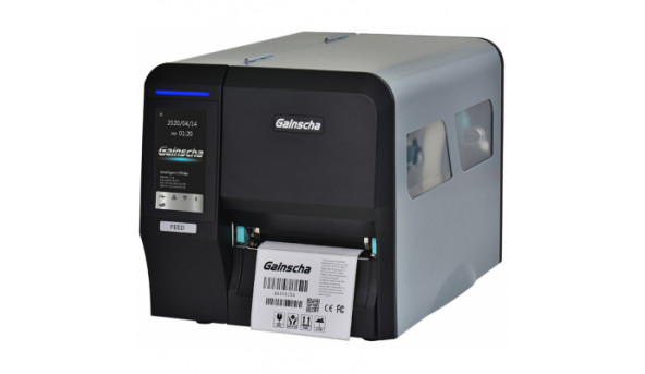Принтер этикеток Gprinter GI-2406T USB, USB HOST, Serial, Ethernet (GP-GI2406T-0060)