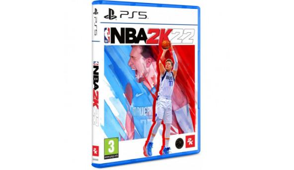 Игра Sony NBA 2K22 [Blu-Ray диск] PS5 (5026555429689)