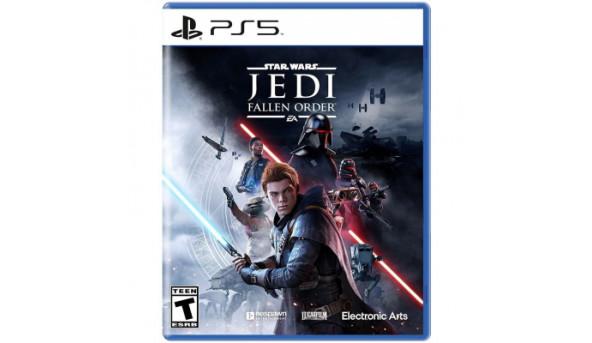 Игра Sony Star Wars Jedi: Fallen Order [PS5, Russian version] (1099782)