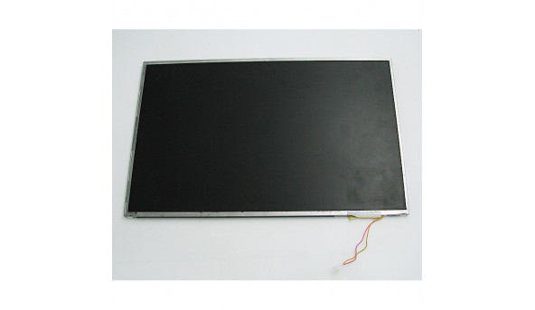 """Матриця для ноутбука  LG Display LP154WX5(TL)(A2) 15.4"""" 1 CCFL 30 pin Б/В, Робоча, Вертикальні смуги та засвічення"""