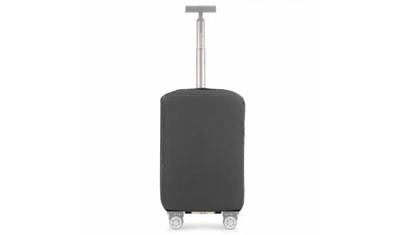 """Sumdex Чехол для чемодана """"М"""" тёмно серый"""