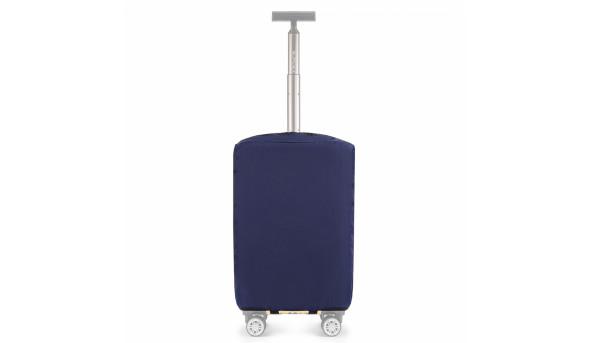 "Sumdex Чехол для чемодана ""М"" тёмно синий"