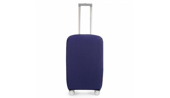 """Sumdex Чехол для чемодана  """"L"""" тёмно синий"""