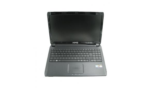 """Ігровий ноутбук XMG TWH, 15.6"""", Intel Core I7-2670QM, 8 GB RAM, 500 GB HDD, NVIDIA GeForce GT 540M, Windows 7, Б/В"""