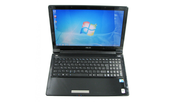 Ноутбук Asus UL50AG Intel Core 2 Duo SU7300 4 Gb RAM, 500 Gb HDD, Б/В