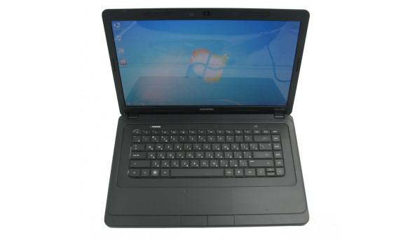 Ноутбук НР Presario CQ57 AMD E-450 2 Gb RAM, 500 Gb HDD, Б/В