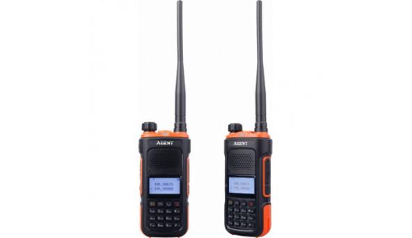 Портативная рация Agent AR-UV10 Twin Pack комплект 2 шт (AR-UV10_2)
