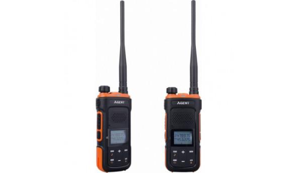 Портативная рация Agent AR-UV11 Twin Pack комплект 2 шт (AR-UV11_2)