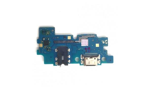 Плата зарядки, аудіо роз'єм для Samsung Galaxy A30, Б/В. Оригінал з розборки