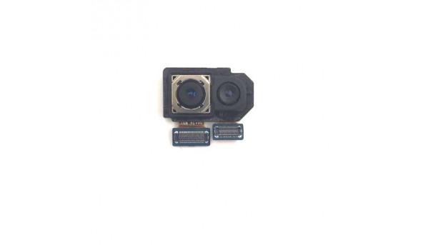 Блок основних камер для Samsung A30, Б/В. Оригінал з розборки