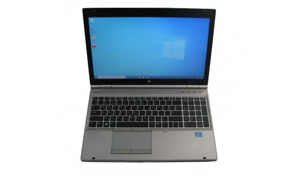 Нотбук HP EliteBook 8570p Intel Core i5-3360M 4gb RAM, 320GB HDD AMD Radejn HD 7570M 1Gb, Б/В