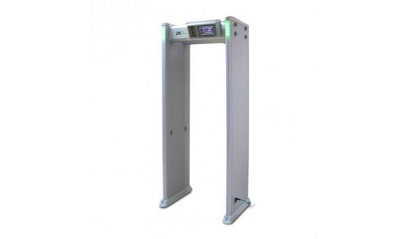 Арочный металлодетектор ZKTeco ZK-D4330 (IP65) 8H Backup Battery на 33 зоны детекции с резервным аккумулятором