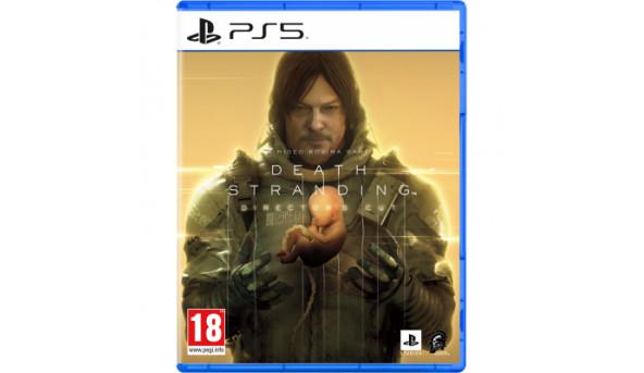 Игра Sony Death Stranding Director's Cut [PS5, Russian version] Blu-ra (9723196)