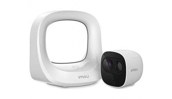 2 Мп Wi-Fi видеокамера