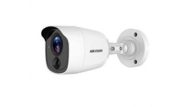 DS-2CE11H0T-PIRLO (2.8 мм) 5Мп Turbo HD видеокамера с PIR датчиком