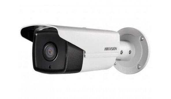 6Мп IP видеокамера Hikvision c детектором лиц