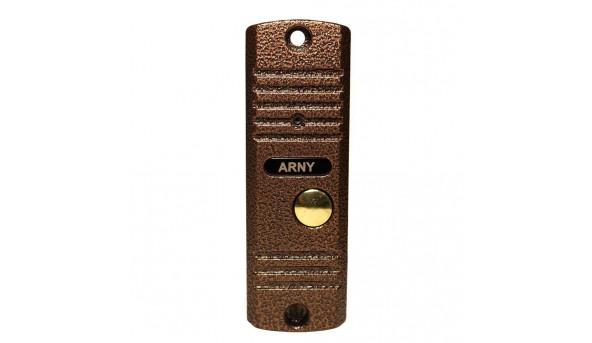 Видеопанель ARNY AVP-05 Brown