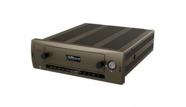 4-канальный автомобильный HDCVI видеорегистратор