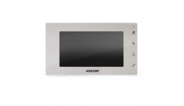 Кольоровий відеодомофон Kocom KCV-504