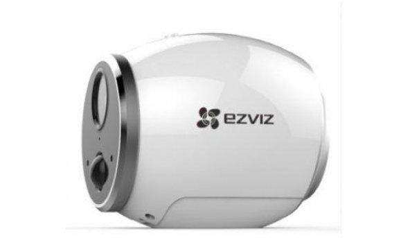 1 Мп Wi-Fi камера на батарейках EZVIZ