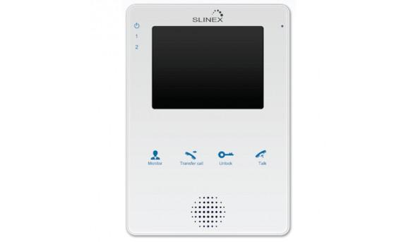 Кольоровий відеодомофон Slinex MS-04M