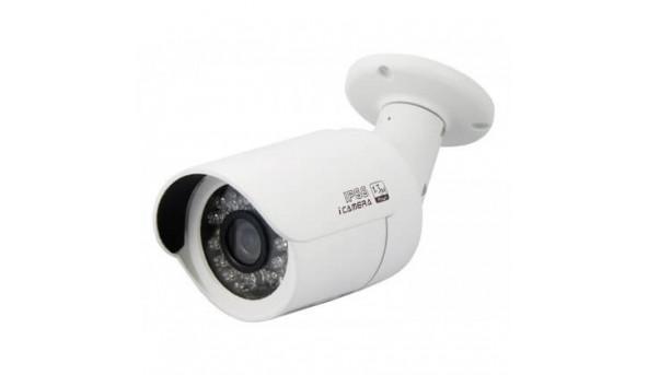 Камера відеоспостереження Dahua DH-HAC-HFW2100S