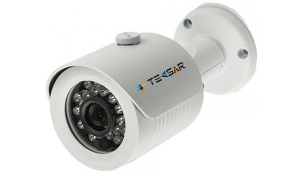 Камера відеоспостереження Tecsar AHDW-1M-20F-eco