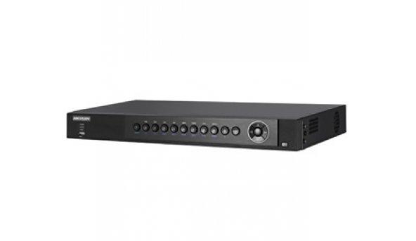 16-канальний Turbo HD відеореєстратор Hikvision DS-7216HQHI-SH