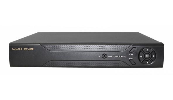 AHD відеореєстратор LuxDVR AHD-04G1080 Eco