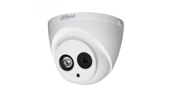 Камера відеоспостереження Dahua DH-HAC-HDW1200E