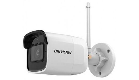 4 Мп IP видеокамера Hikvision c Wi-Fi