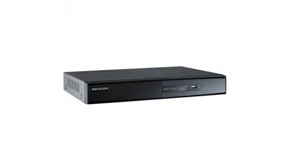 Turbo HD відеореєстратор Hikvision DS-7208HQHI-F2/N (4 аудіо)
