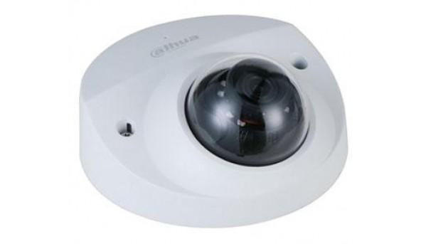 4Мп купольная IP видеокамера Dahua с алгоритмами AI